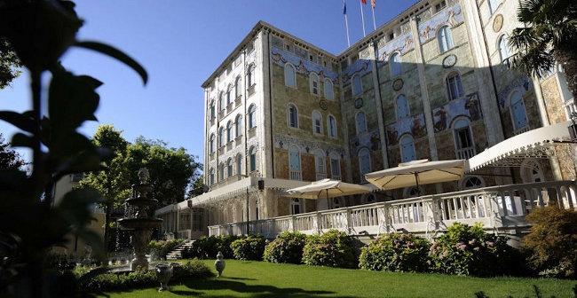 hungaria palace hotel {venezia}