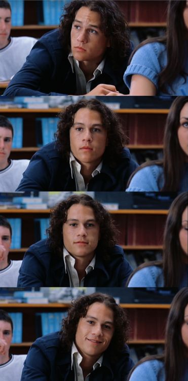 Gahagawgqhwbsbaheha.... I cannot!! _ 10 things I hate about you :) Just watched it, and I'm OBSESSED.