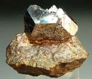Sperrylite: named for its discoverer, Francis Lewis Sperry. It is the most widespread & one of the most com-mon platinum minerals; it occurs in nearly every type of deposit in about 200 localities. Sperrylite is particularly important at the Sudbury Basin in Ontario, Canada, the Stillwater complex in Montana, USA, and in the Bushveld complex in South Africa.