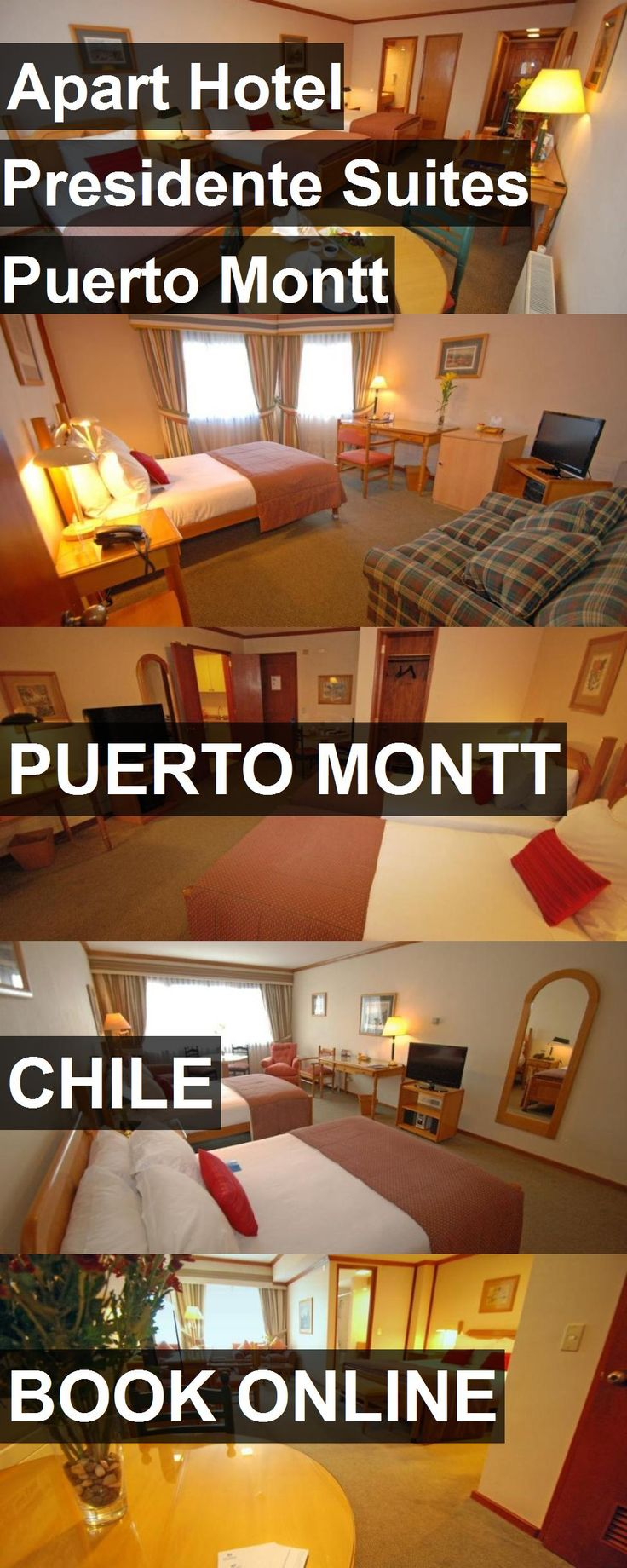 Hotel Apart Hotel Presidente Suites Puerto Montt in Puerto Montt, Chile. For more information, photos, reviews and best prices please follow the link. #Chile #PuertoMontt #ApartHotelPresidenteSuitesPuertoMontt #hotel #travel #vacation
