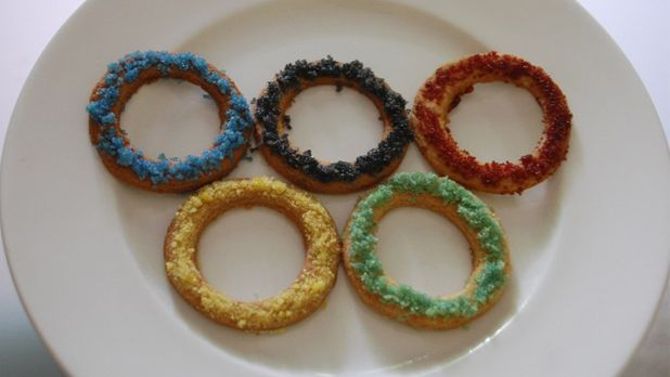 Olympic biscuit recipe