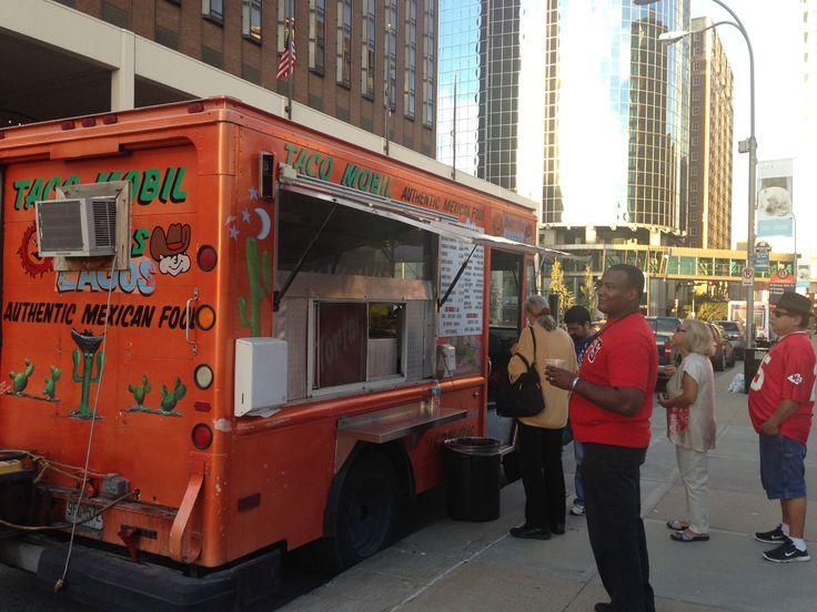Kansas City Food Truck Wedding