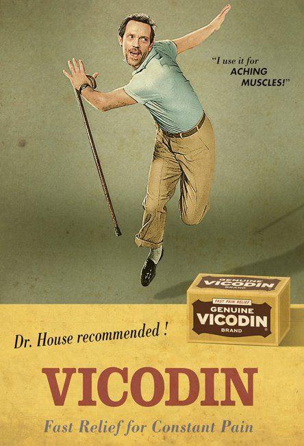 ViCODIN....