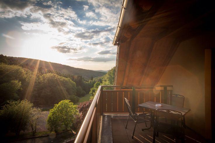 Aussicht vom Waldhotel Heppe... Great view @ waldhotelheppe