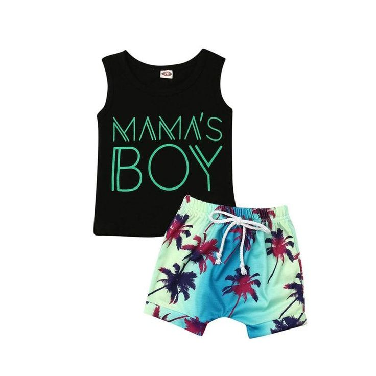 Bring charm to your everyday look with Little Gent's Closet Casual Fun Collection. Baby Boy Vest, Baby Boy Outfits, Baby Boys, Camo Baby, Newborn Outfits, Carters Baby, Kids Boys, Boys Swim Shorts, T Shirt And Shorts