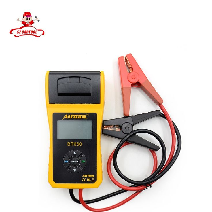 97.70$  Watch now - http://alig7s.worldwells.pw/go.php?t=32788153164 - Multi-language AUTOOL BT660 Battery Tester Built-in Thermal Printer BT-660 Battery Tester Almost for all Auto Diagnostic Tool