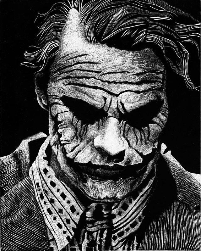 Joker by Jose Macias