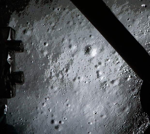 Japão planeja pouso na Lua em 2018.