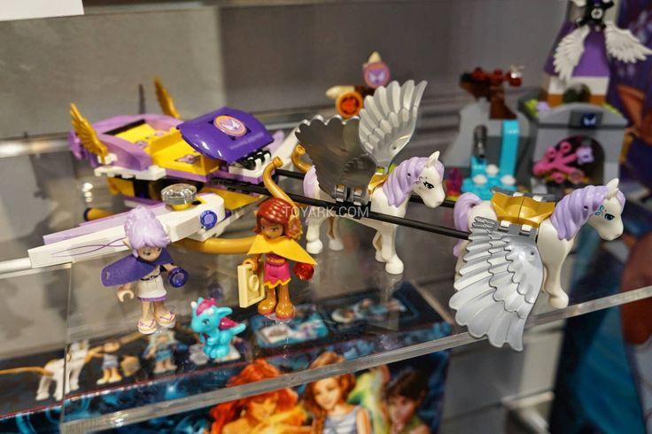 Heartlake Times: LEGO Elves official images