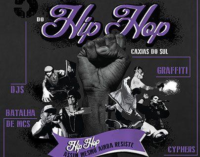 """Check out new work on my @Behance portfolio: """"5 Semana do Hip Hop de Caxias do Sul"""" http://be.net/gallery/33568051/5-Semana-do-Hip-Hop-de-Caxias-do-Sul"""