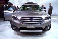 2018 Subaru Outback Car Release date