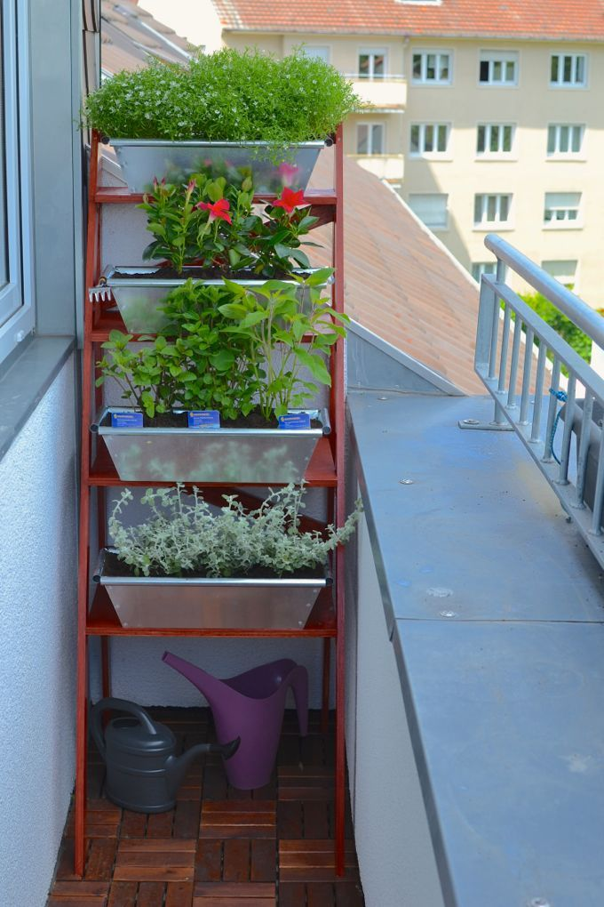 29 besten mini balkon. Black Bedroom Furniture Sets. Home Design Ideas
