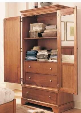 best 25+ ropero de madera ideas on pinterest | walking closet ... - Imagenes De Roperos De Madera