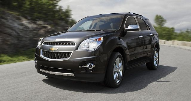 ELEGANT STYLE FROM 2015 NEW CAR, CHEVROLET EQUINOX