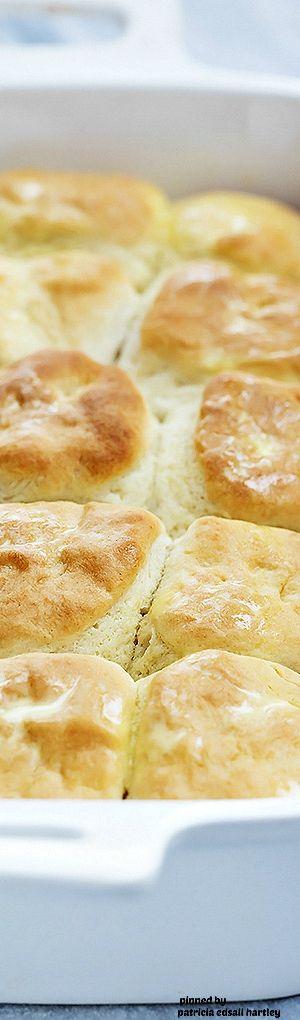 Knots Berry farm buttermilk biscuits