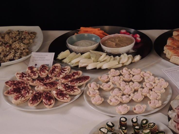 Un altro particolare del buffet dell'Aperitivo del martedì presso Oggi non ho fretta.