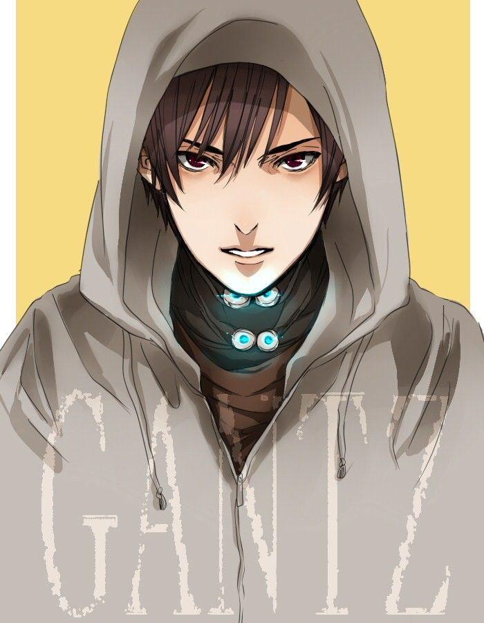 Joichiro Nishi. Gantz. My favourite character.