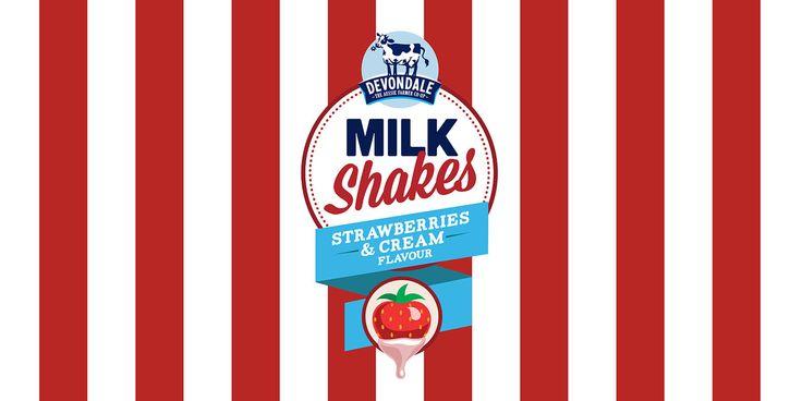 Devondale Milkshakes main image