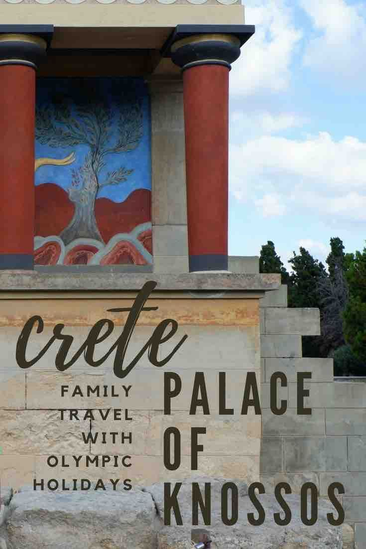 Crete: Tips for visiting the Palace of Knossos - A Modern Mother