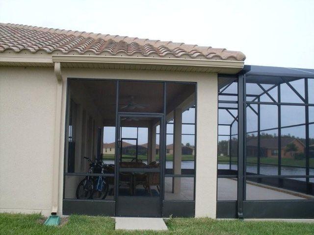 Central Florida Pool Enclosures Aluminum Screen Enclosures