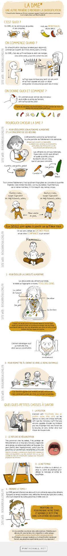 DME (diversification menée par l'enfant) - Bougribouillons