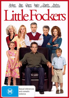 Little Fockers-First movie the bf and I saw :)