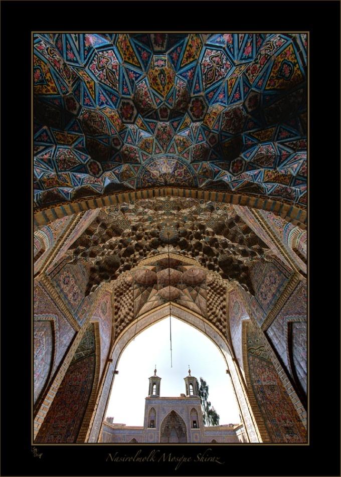 Nasirolmolk Mosque Shiraz- Iran  By: Sadegh Miri