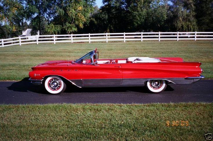1960 buick electra convertible - photo #48