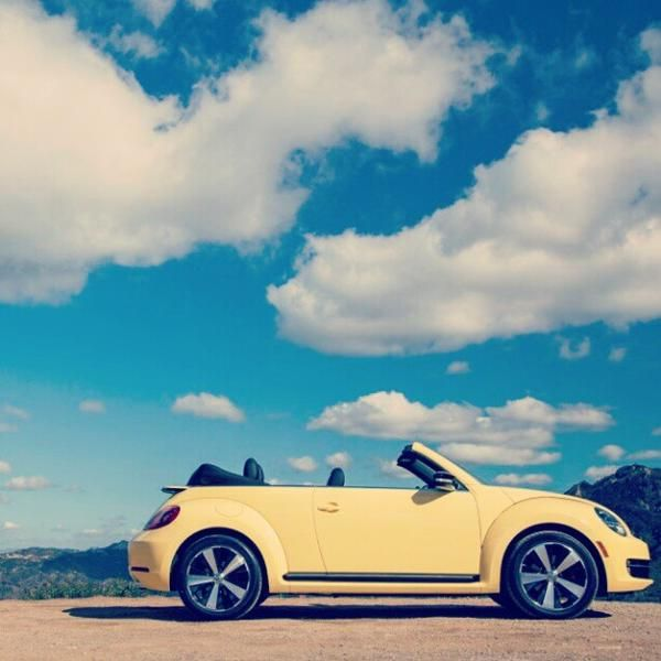 Larry Roesch Ford >> Larry Roesch VW on | VW | Vw beetle convertible, Beetle ...