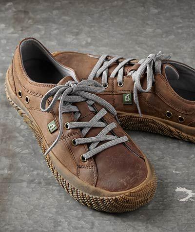Effortlessly Cool Men's Footwear - Pathmaker Shoe - Carbon2Cobalt