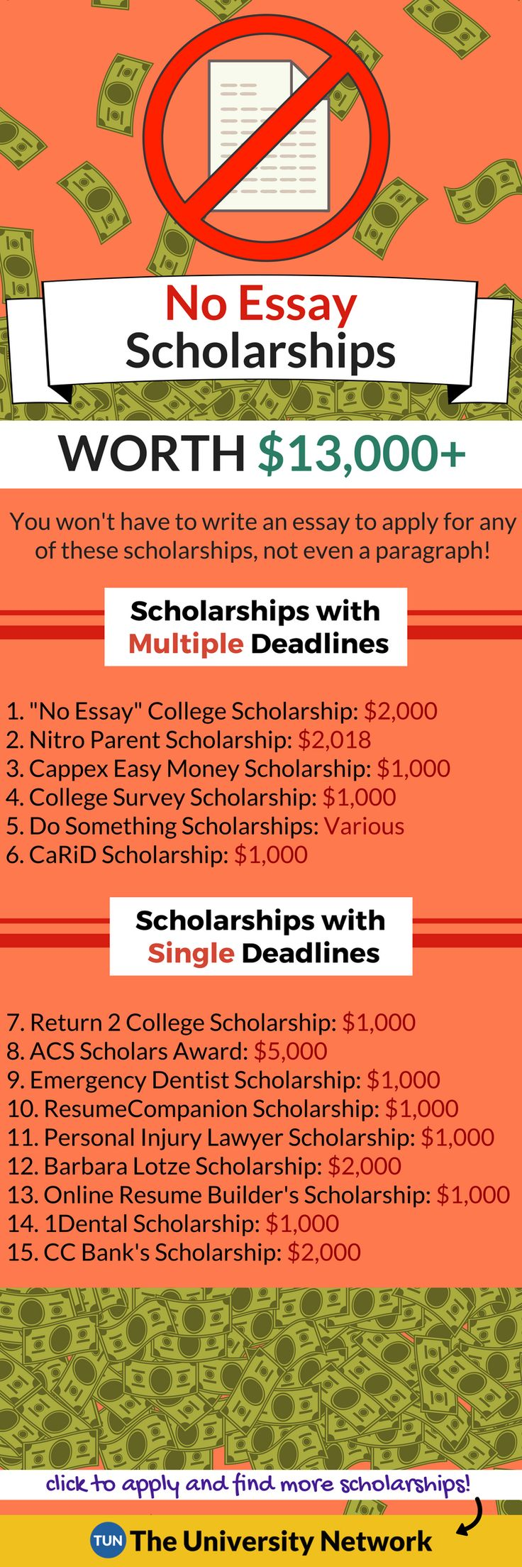 740 best Scholarships for College Students images on Pinterest ...