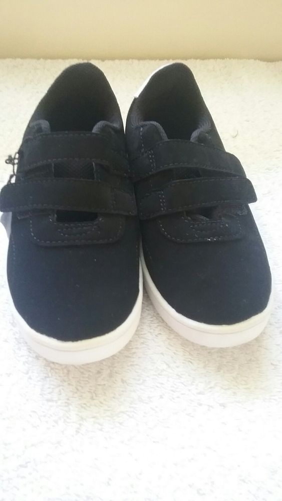 Zoe   Zac Boys Black and White Velcro Strap Shoes Size 12  fashion   clothing  shoes  accessories  kidsclothingshoesaccs  boysshoes (ebay link) 8291ec3f39e0
