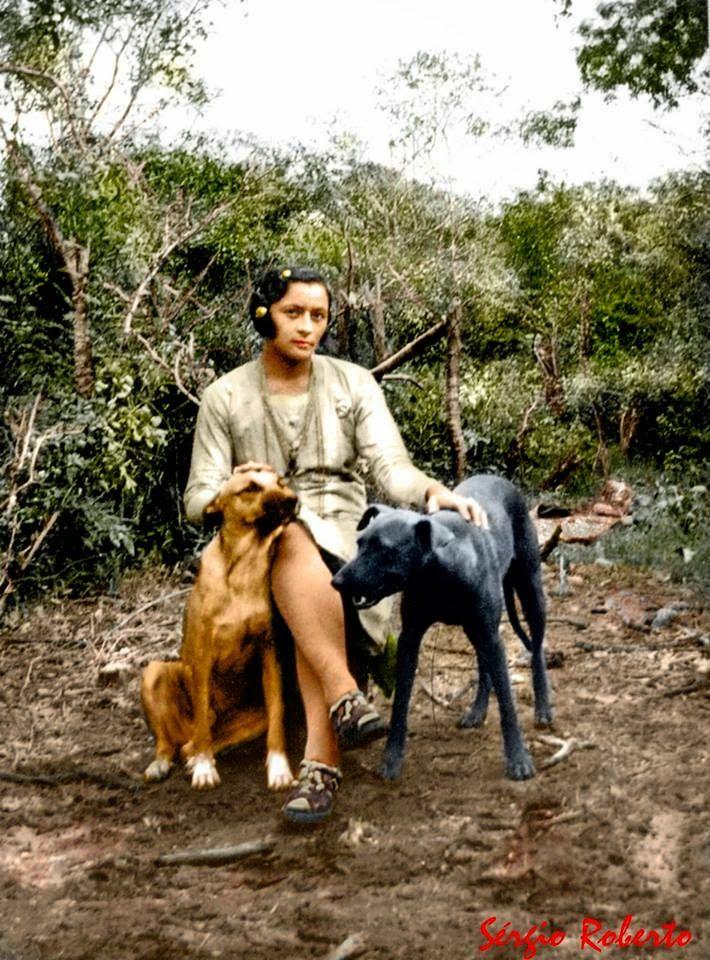 Blog do Mendes & Mendes: Flora Novais, o coronel Epaminondas e a rainha do cangaço Maria Bonita abaixo