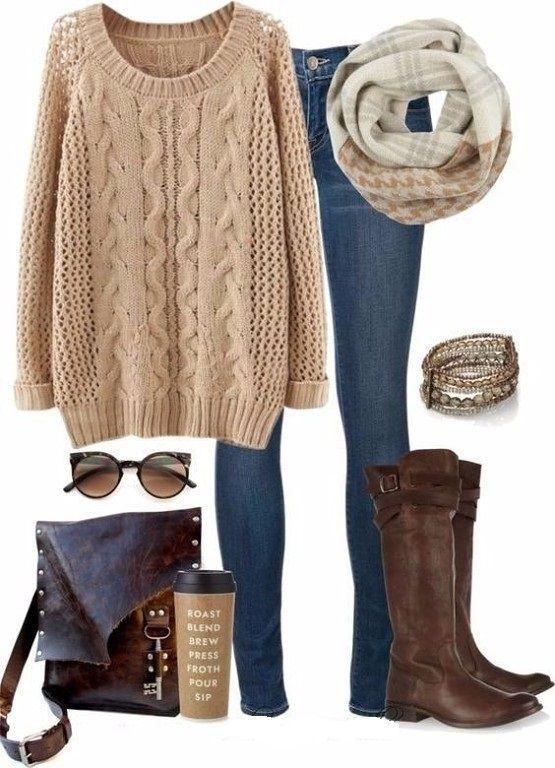 Ideas de outfits para día a día – cómodos e informales… #moda #estilo #info…
