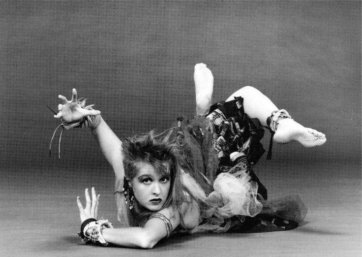 Cyndi Lauper - Eccentricity At Its Finest