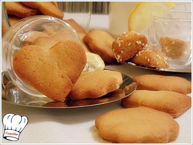 ΜΠΙΣΚΟΤΑΚΙΑ ΚΑΙ ΜΠΟΥΚΙΤΣΕΣ ΛΕΜΟΝΙΟΥ ΝΗΣΤΙΣΙΜΑ!!! | Νόστιμες Συνταγές της Γωγώς