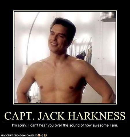 Jack harkness gay