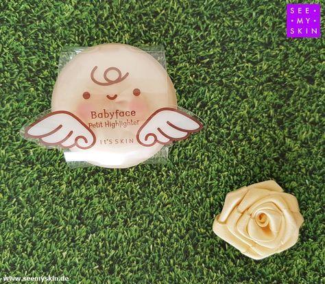 Entdecke den feinen *Babyface Petit Highlighter 01 Pink Satin* von IT'S SKIN für einen natürlich, strahlenden Look! https://www.seemyskin.de/make-up/rouge/119/it-s-skin-babyface-petit-highlighter-01-pink-satin #seemyskin #itsskin #itsskindeutschland #itsskinofficial #kbeauty #highlighter #makeup #beauty #schimmer #koreanischekosmetik #kbeautyblogger  #kosmetik #asianbeauty #koreanbeauty #koreancosmetics #asiatischekosmetik  #abcommunity #asianbeauty #rasianbeauty #babyfacepetithighlighter