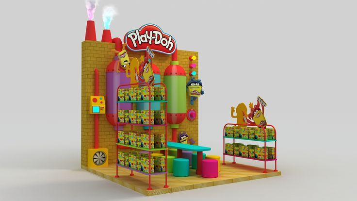https://www.behance.net/gallery/62527365/Hasbro-Play-Doh-Premium-Exhibit-System