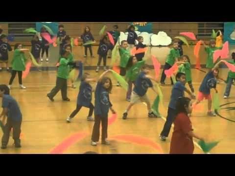 Scarf Routine Kindergarten Festival 2011