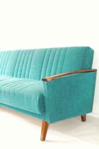 17 beste afbeeldingen over fifties interior jaren 50 interieur op pinterest retro stijl - Bank jaren ...