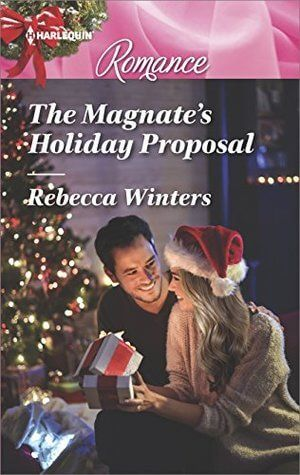 REVIEW: The Magnate's Holiday Proposal by Rebecca Winters | Harlequin Junkie | Blogging Romance Books | Addicted to HEA :)