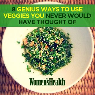 8 Genius Ways to Use Veggies You Never Would Have Thought Of