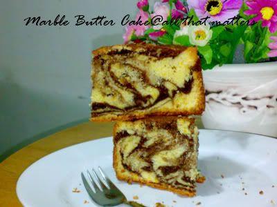 Choco Vanilla Marble Chiffon Cake The Amateur Baker Casa