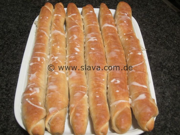 Fluffige Kifle auf Bosnische Art « kochen & backen leicht gemacht mit Schritt für Schritt Bilder von & mit Slava