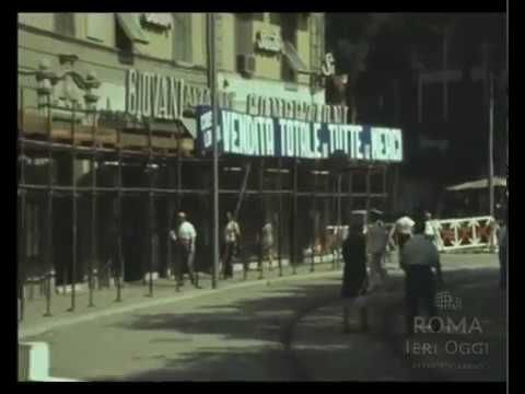 Love a good video? Plug in for this one. Piazza Re di Roma (1970) https://youtube.com/watch?v=evNmbRdWIk4