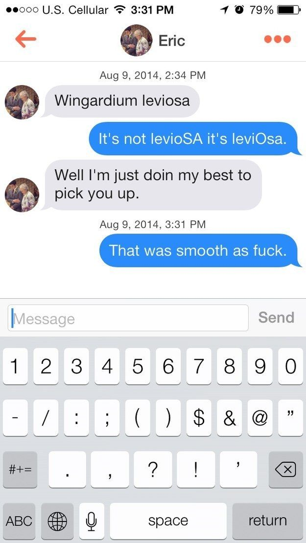 Pick Up Lines To Get Guys