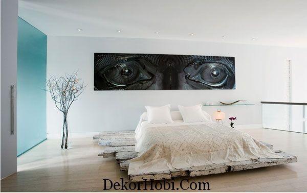 Mükemmel Bir Yatak Odası İçin Tasarım Fikirleri