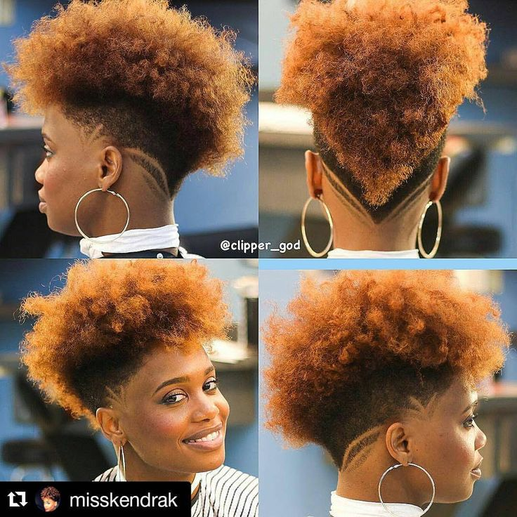 #Repost @misskendrak with @repostapp ・・・ After...  I love it! Thanks babe @clipper_god #barber #masterbarber #thecutlife #misskenk #misskendrak #taperedcut #faded #frohawk
