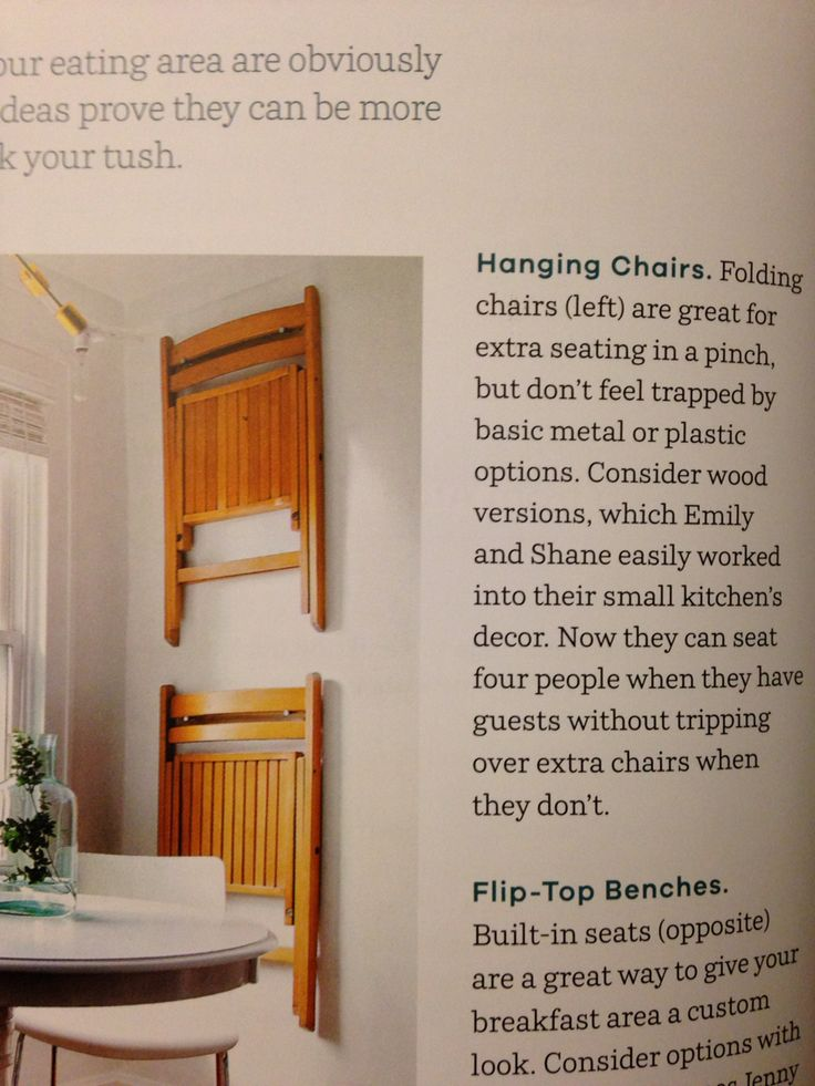How To Hang Folding Chairs On Wall Hang Folding Chairs On The Wall  Housekeeping Chairs The